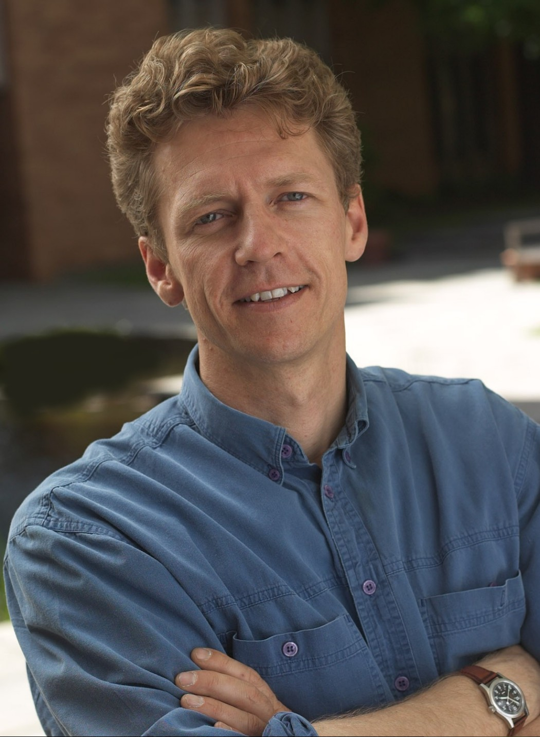 Dr. James Orbinski, former president of the humanitarian organization Doctors Without Borders, will speak at the World Leaders Lecture Forum Tuesday, April 6, 2010, in the U of U's Libby Gardner Hall.