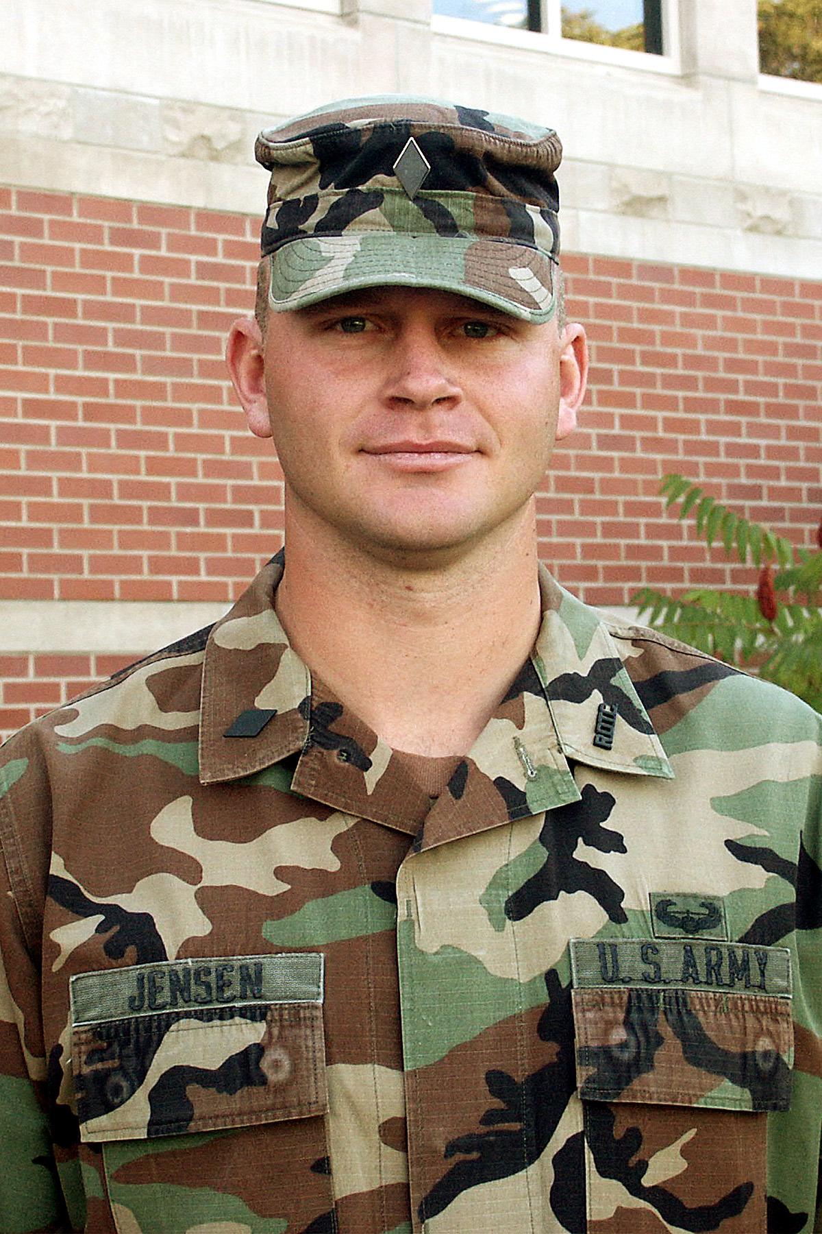 U of U ROTC Cadet Leonard Jensen to receive Scholarship in Washington, D.C.