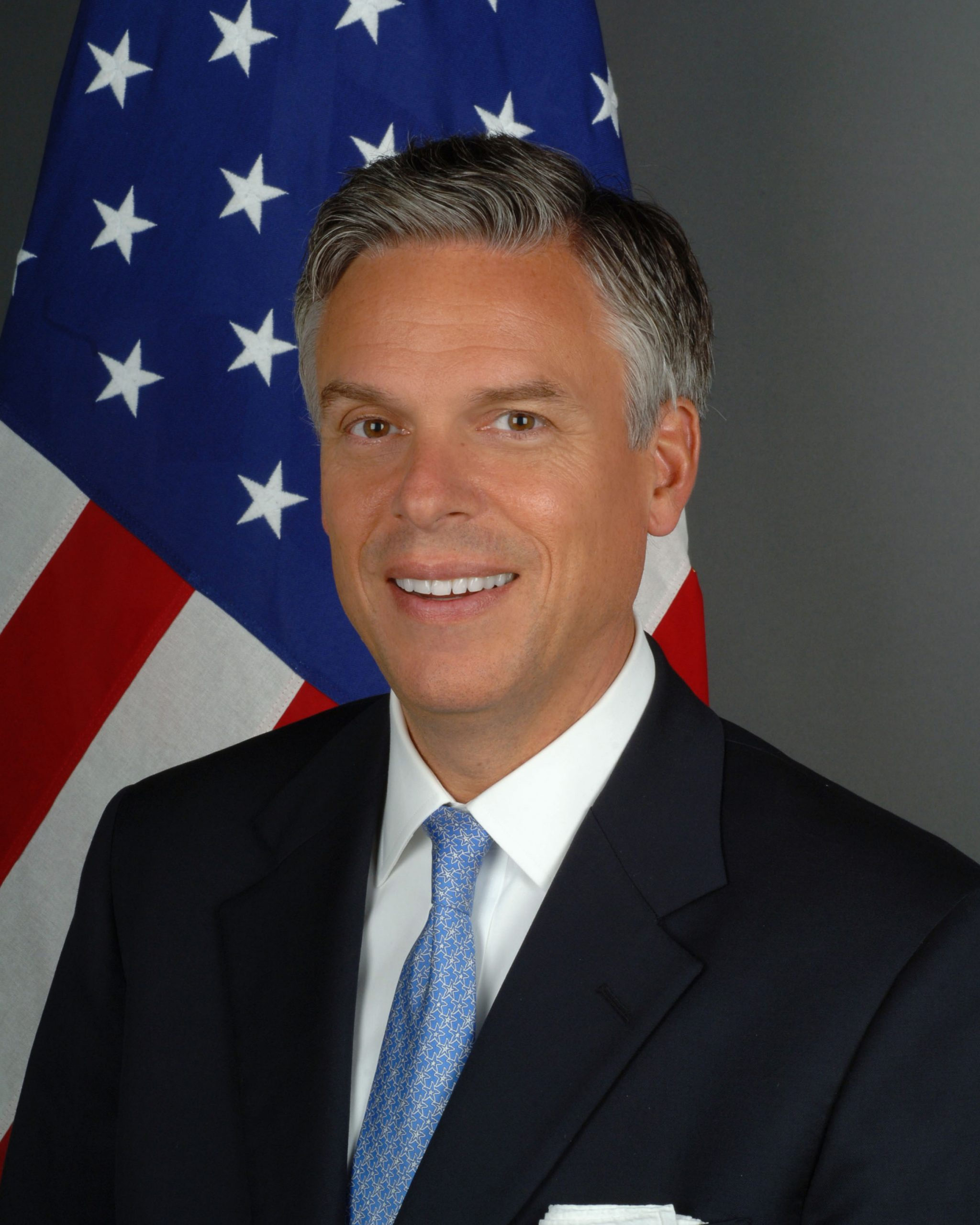 United States Ambassador to China and former Governor of Utah Jon Huntsman, Jr. will deliver the commencement address at the 2010 commencement ceremony, to be held on Friday, May 7 in the Jon M. Huntsman Center.