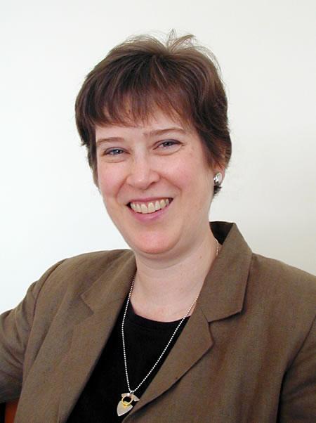 Joyce L. Ogburn, Dean of the J. Willard Marriott Library at the University of Utah.