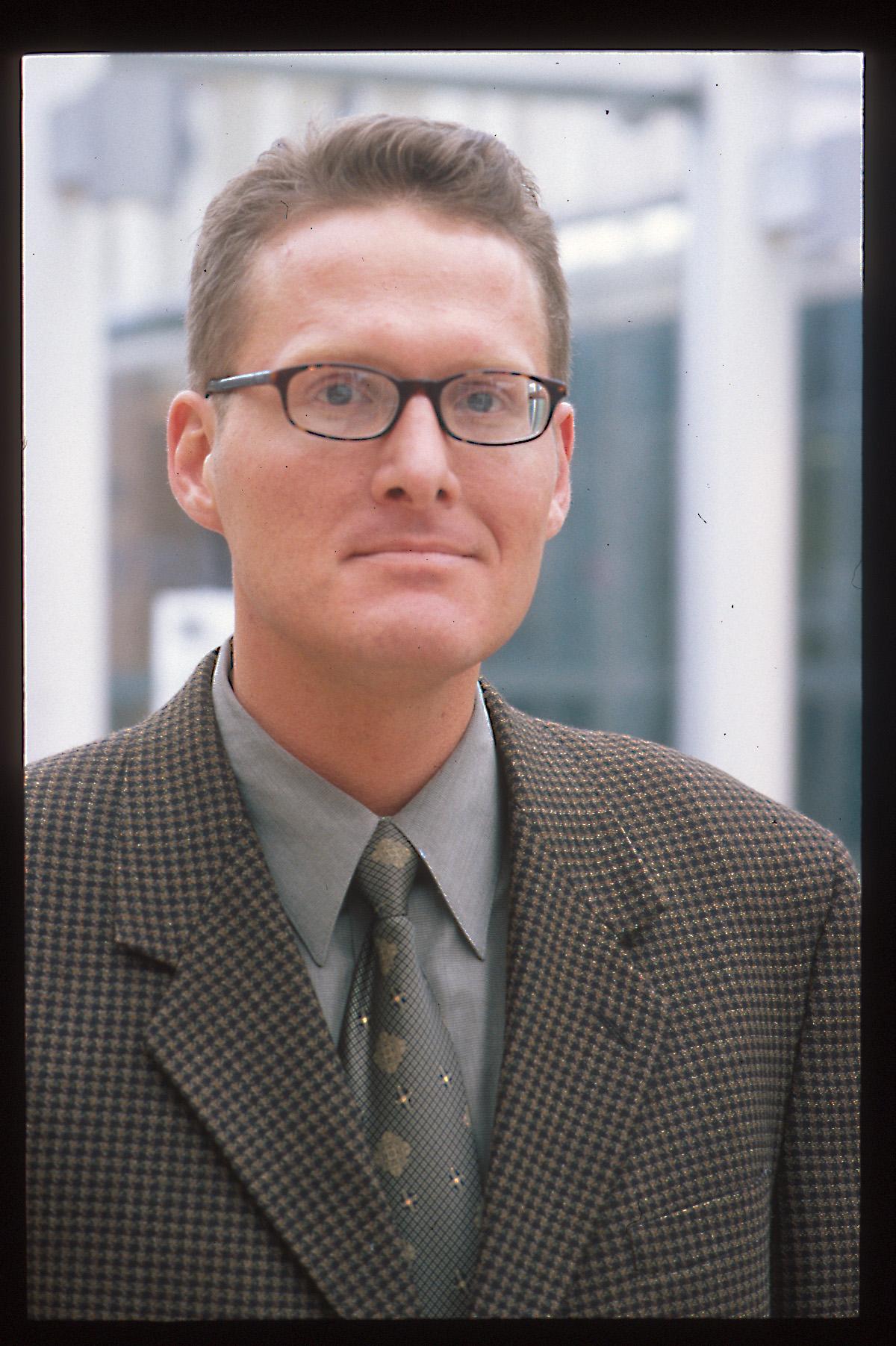 Law Professor Erik Luna.