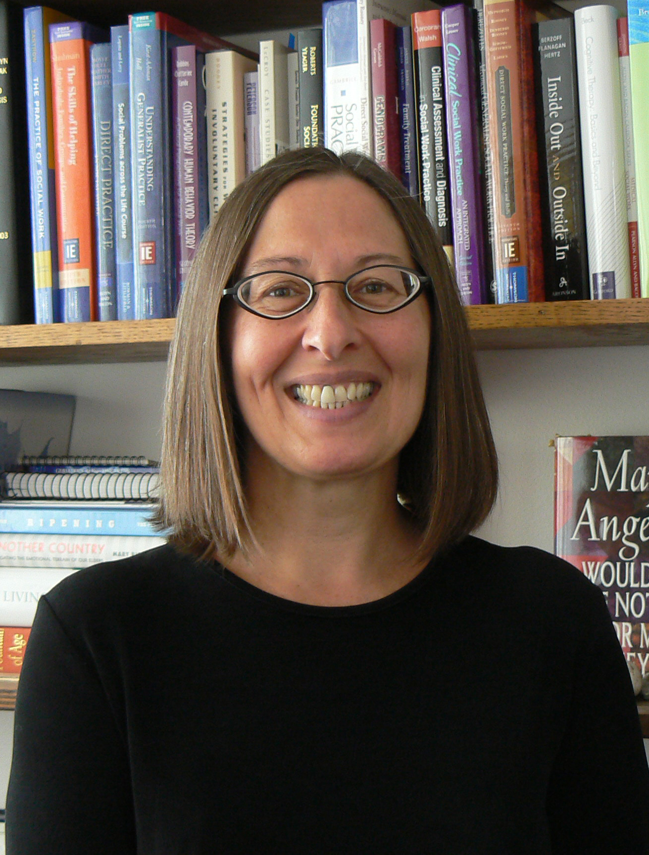 Marilyn Luptak, associate professor of social work, will moderate a panel on The New Expectations for Health Care during a White House Briefing Sept. 25, 2013.