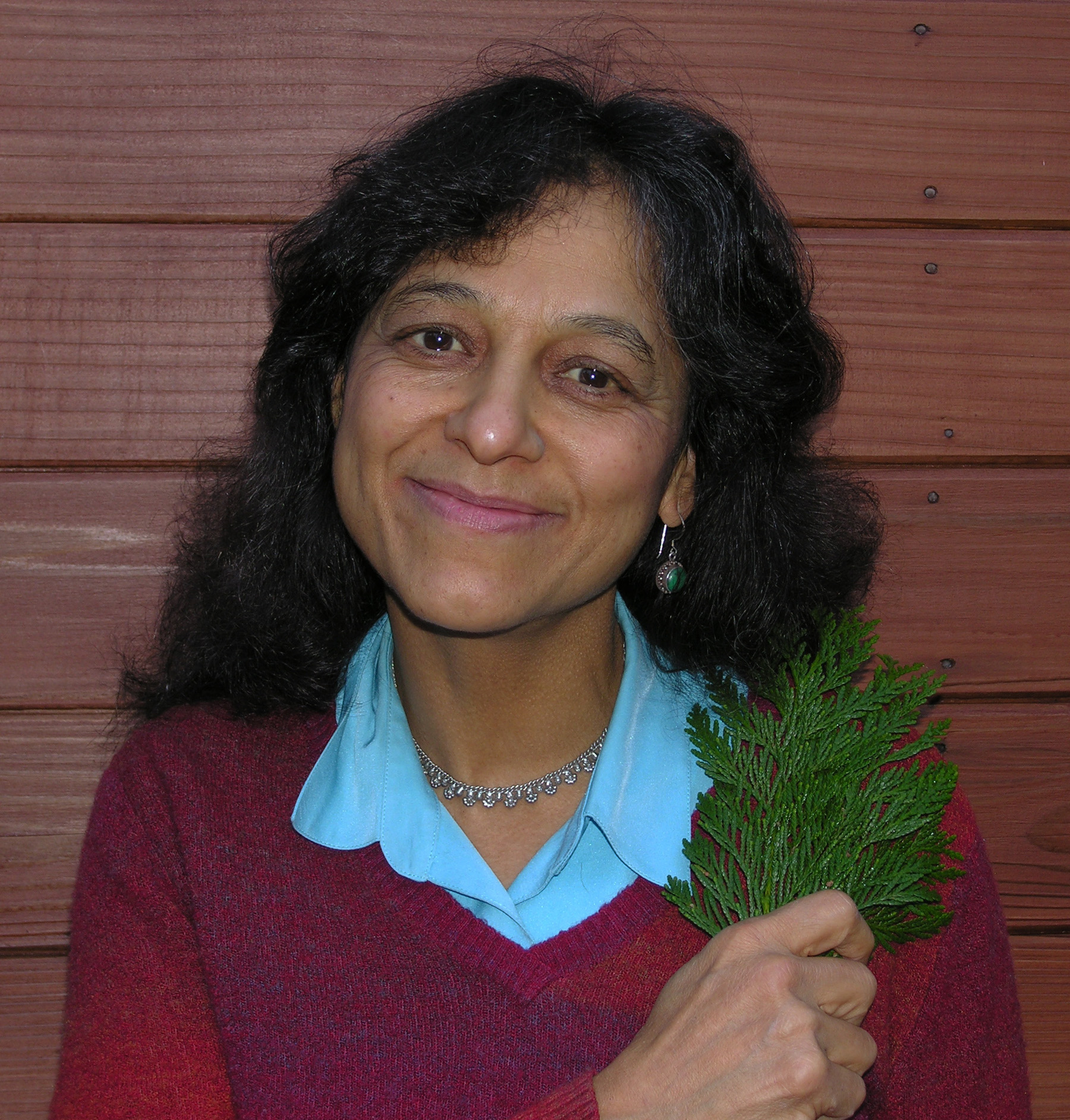University of Utah biologist Nalini Nadkarni has won a major award from the world's largest general science society for her efforts to involve the public in science.