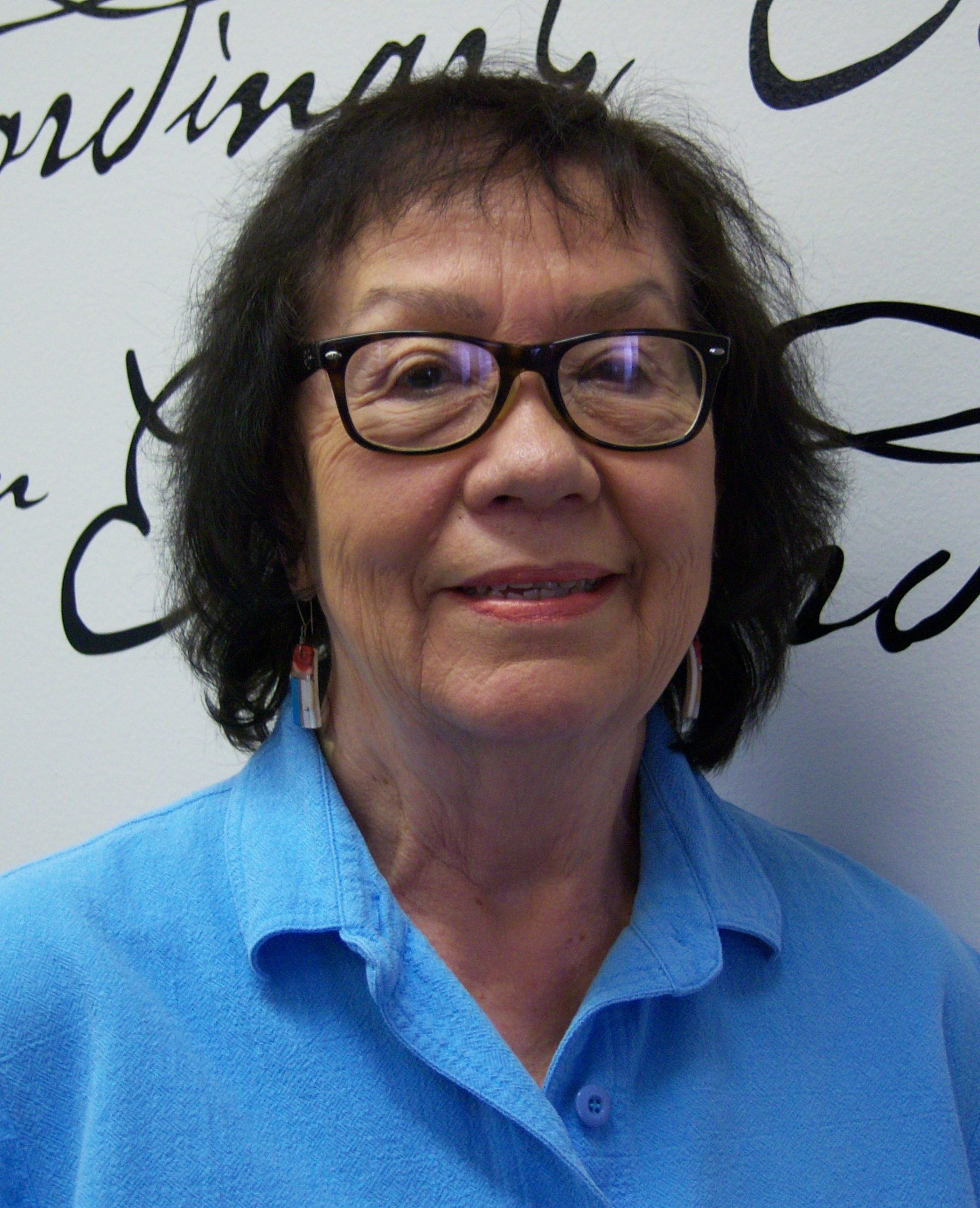 Nola Lodge, newly appointed director of American Indian Teacher Education (AITE) in the U of U College of Education.