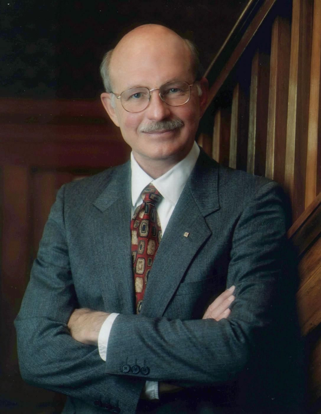 Distinguished Professor Gerald Stringfellow, 2004 Rosenblatt Prize Recipient