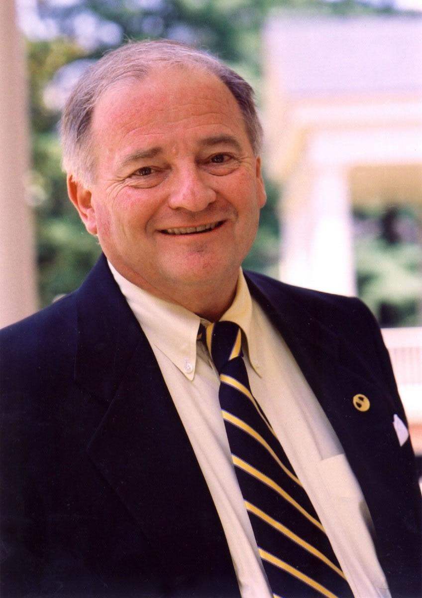 Keynote Speaker Dr. Charles Sydnor