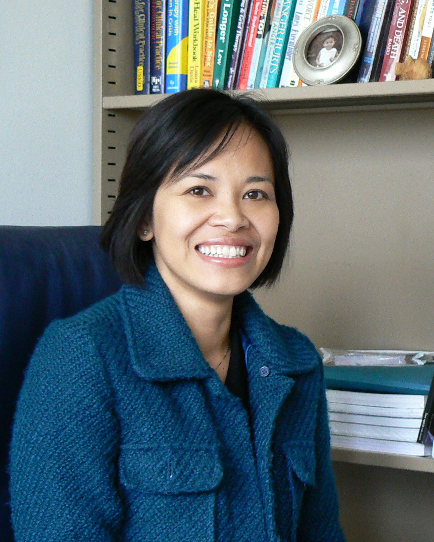 Trinh Mai, assistant professor/lecturer, University of Utah College of Social Work