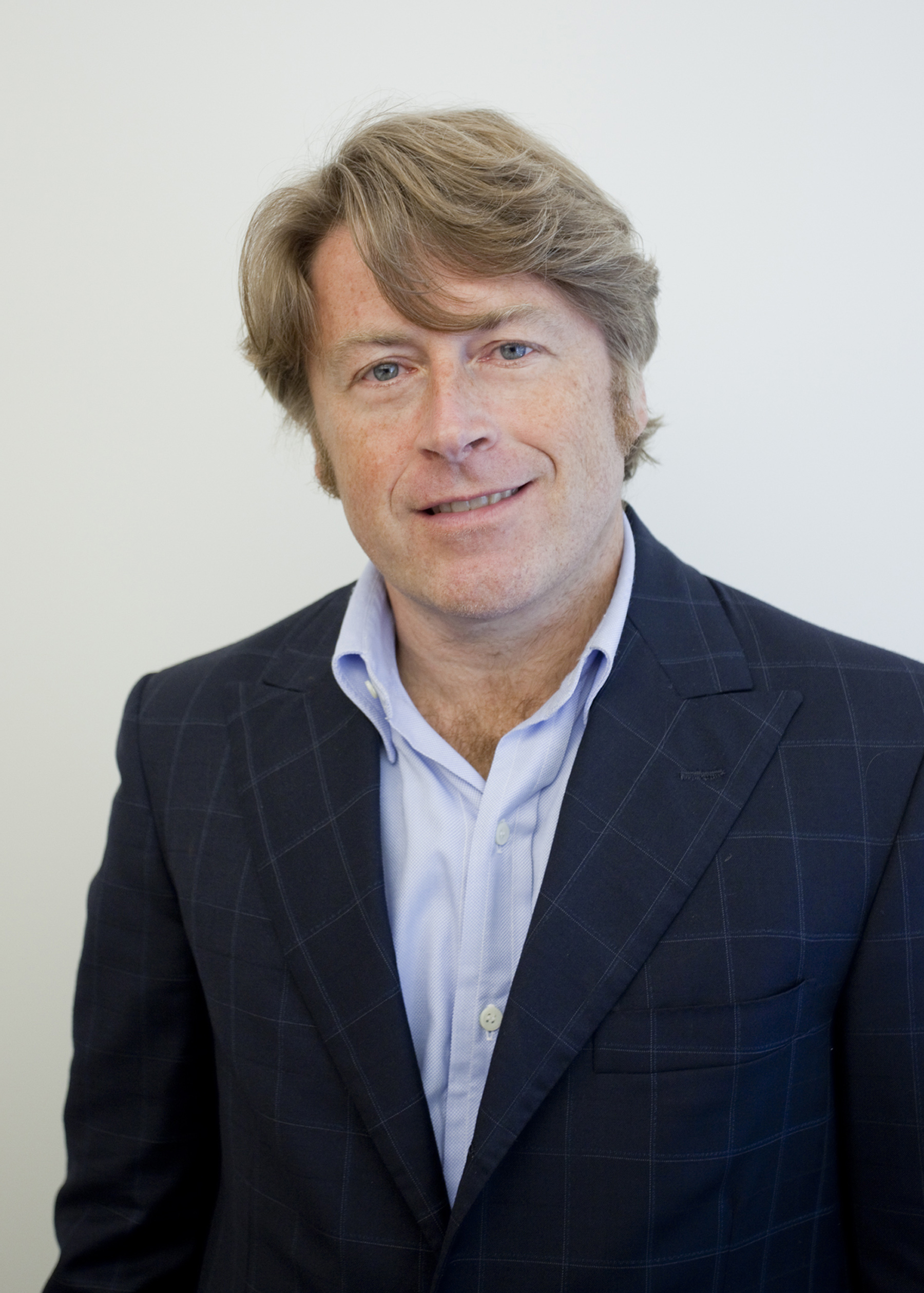 University of Utah's new Chief Marketing and Communications Officer (CMCO) William Warren