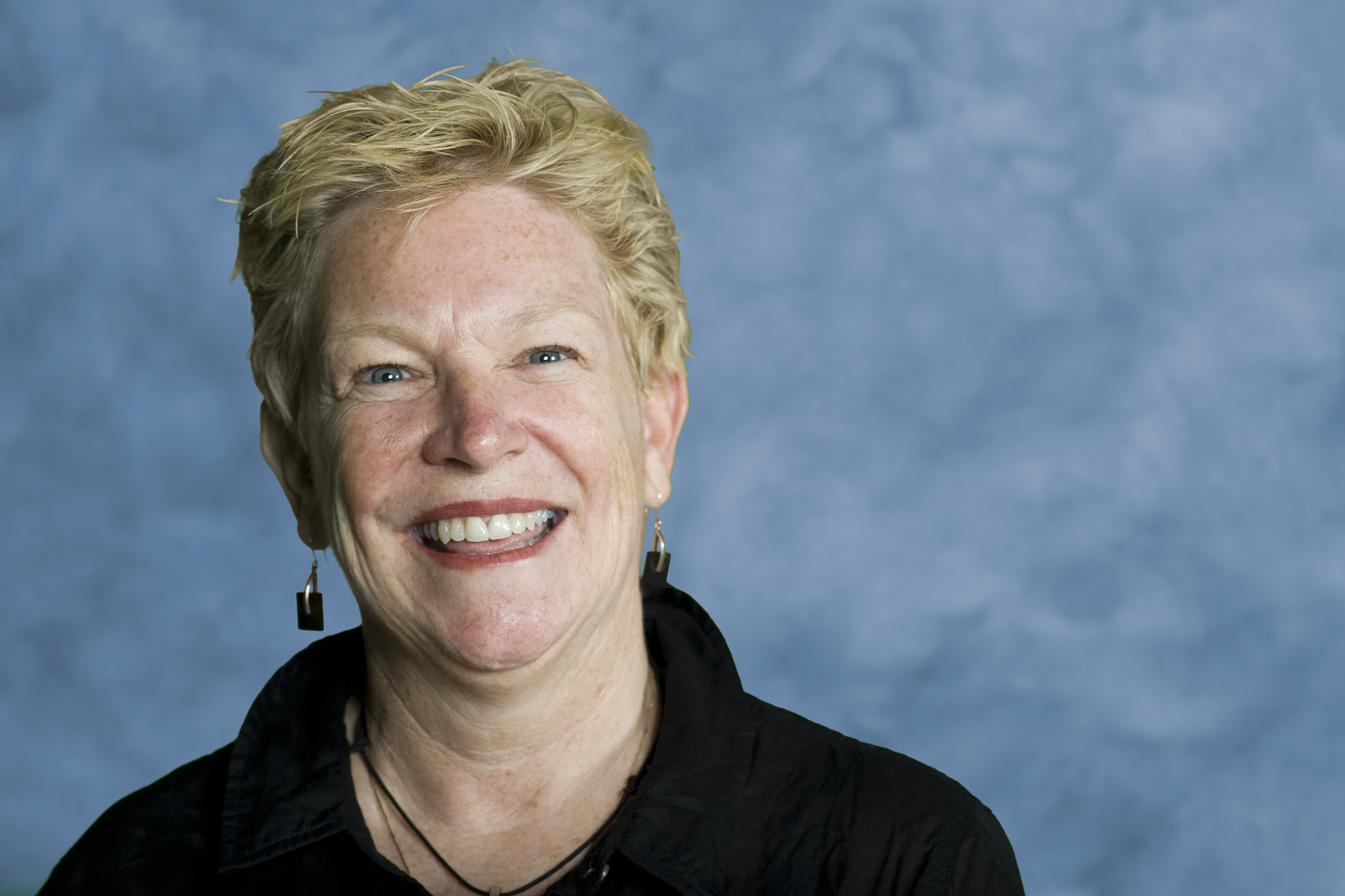 Lisa Cannon Albright, Ph.D., professor of genetic epidemiology and a Huntsman Cancer Institute investigator.